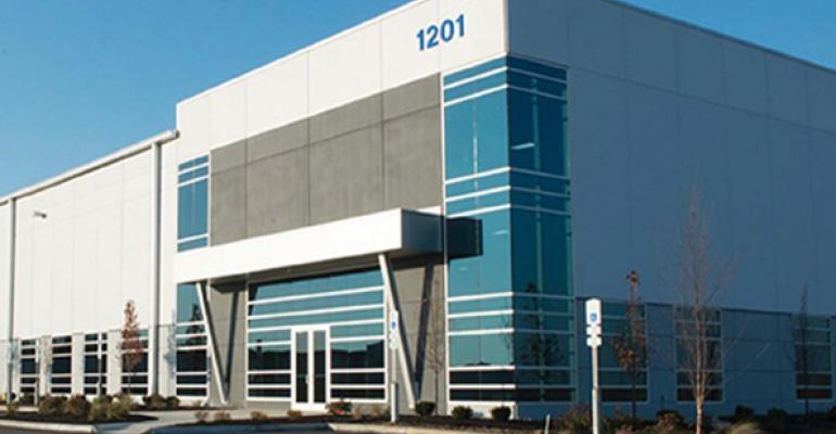 Ball Metal Leases Spec Building at Logistics Center