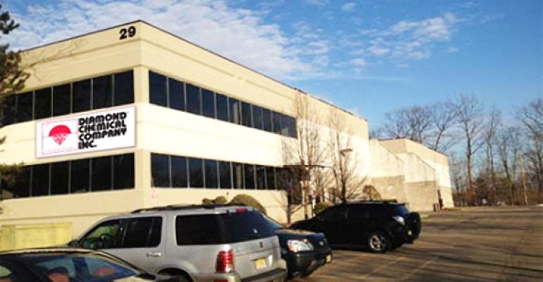 Diamond Chemical Co. Opts to Buy Rather Than Lease in Saddle River