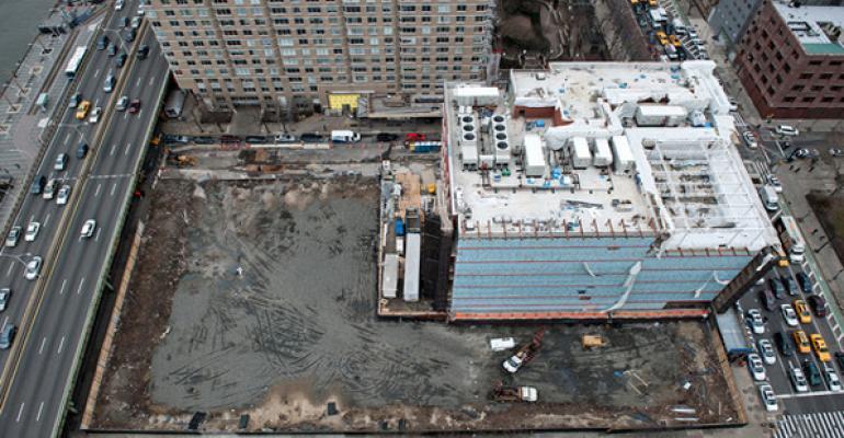 Meridian Capital Group Arranges $128M in Financing for Manhattan Development Site