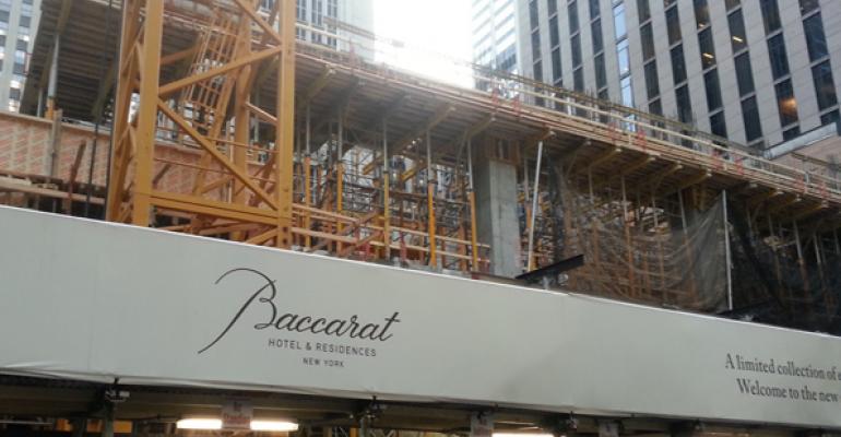 Bank of America Closes $235M Construction Loan for NY Luxury Hotel, Condo