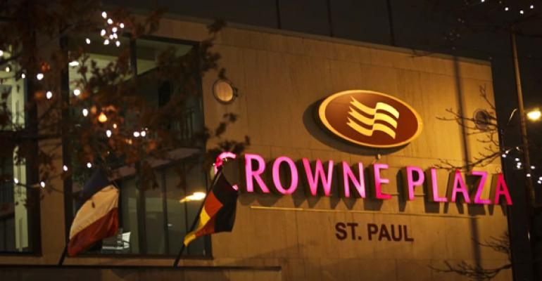 Tribe Hires Graves to Redo Crowne Plaza, DoubleTree