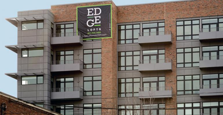 Edge Lofts in Hoboken Come to Market with Immediate Occupancy Available