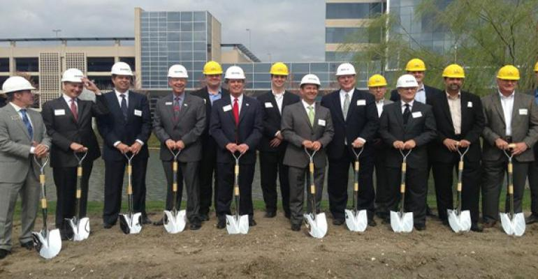 Granite Properties to Build Speculative Office Tower, Conference Hotel in Plano, Texas