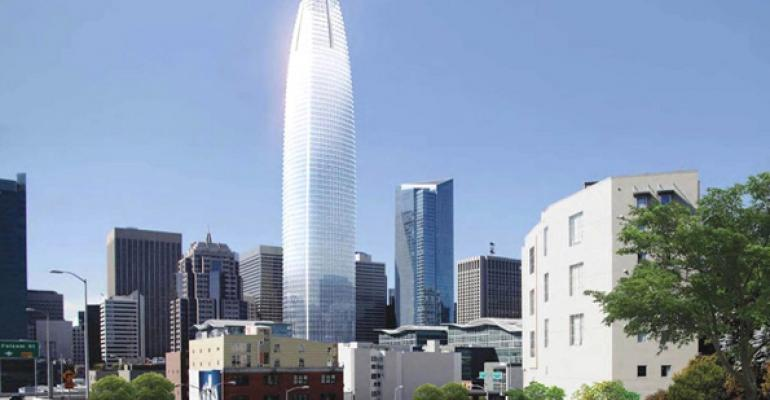 Boston Properties, Hines Close on Land Sale for Transbay Transit Tower