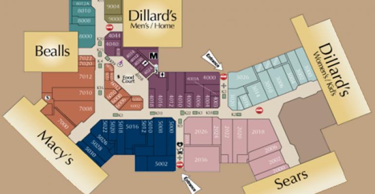 Post Oak Mall Map ka architecture Renovates Post Oak Mall | National Real Estate  Post Oak Mall Map