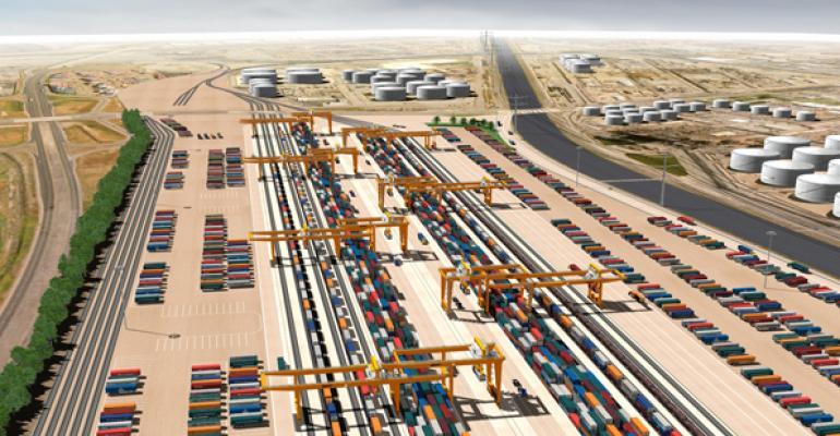 Harbor Board Recommends $500M Intermodal