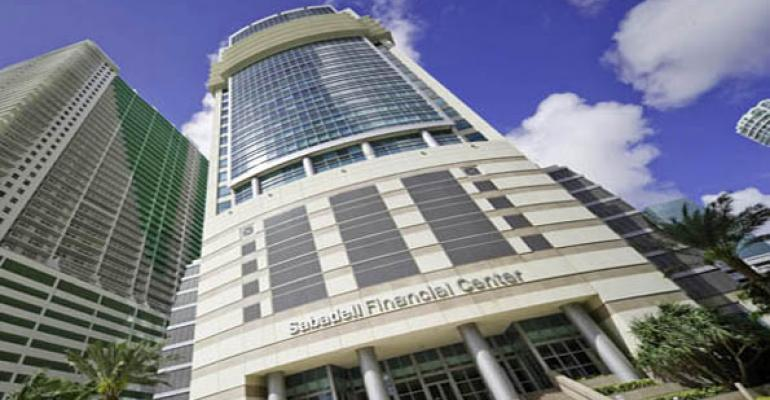 PREI Acquires Miami's Sabadell Financial Center