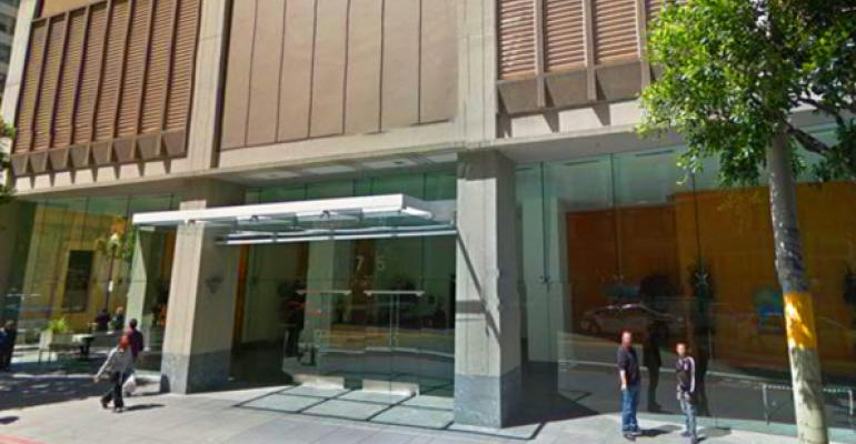 HFF Secures $81M in Financing for 475 Sansome St.