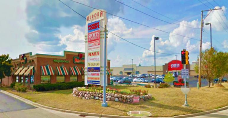 Two Retailers Sign at Aurora Marketplace