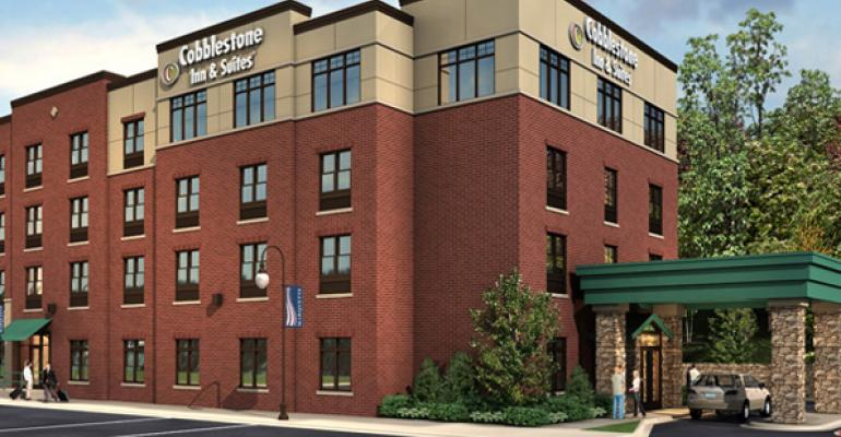 Cobblestone Opens Hotel in North Dakota; Signs Franchise Agreement for Michigan Property