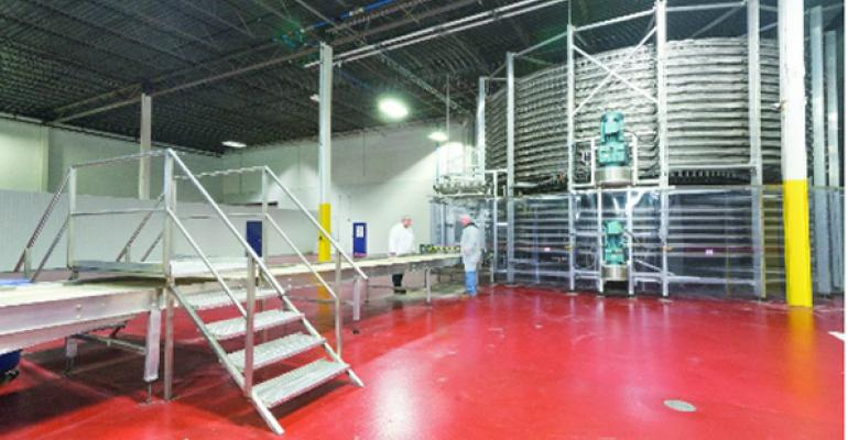 Hollister Completes 72,000-SF Renovation for Newark UEZ Baking Facility