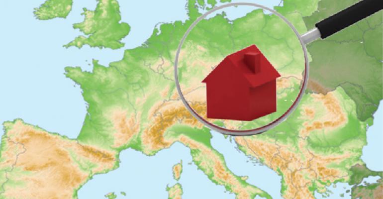 Distressed Debt Buyers Eye European Market