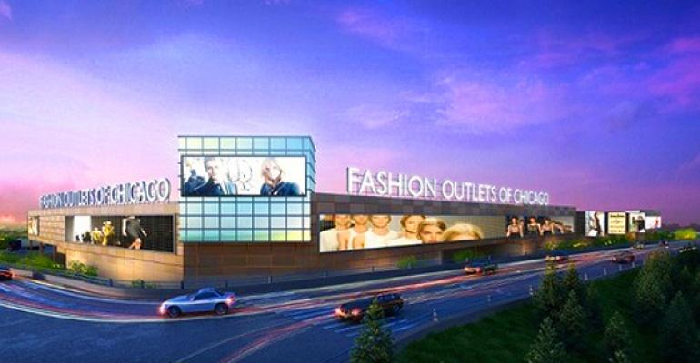 Details Emerge on Macerich Co.'s Outlet Project in Chicago
