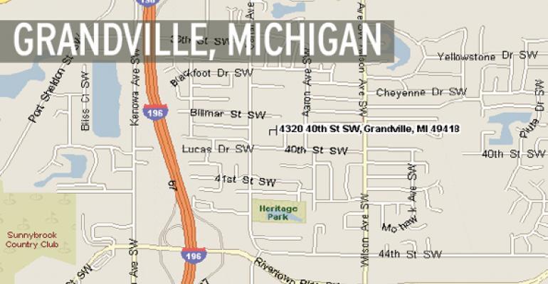Viking Buys West Michigan Retail Center