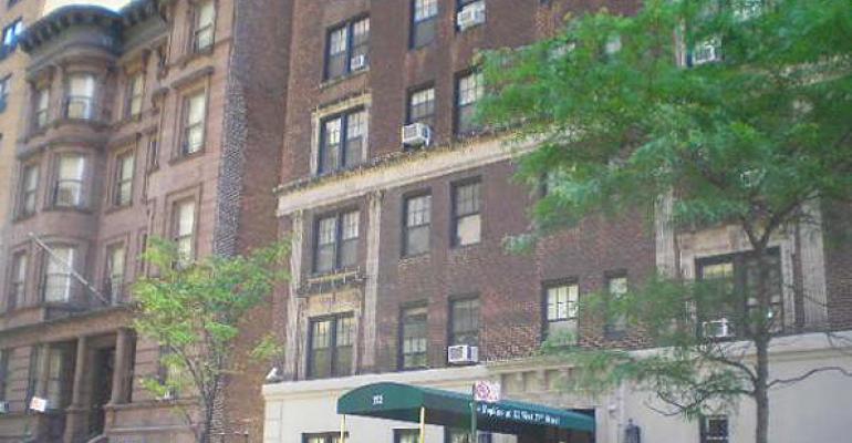 The Hopkins Condominiumt 172 West 79th St