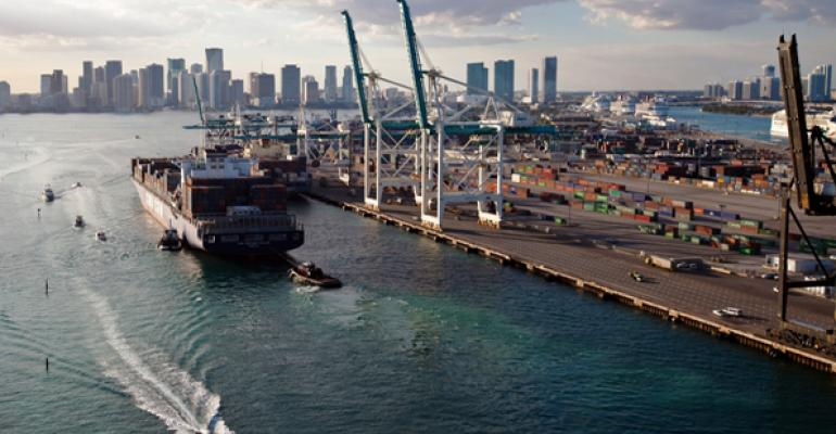 Miami's Port Plan Still an Uncertain Bet