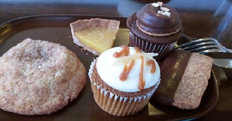 A selection of sweets from Oakland39s Sweet Bar Bakery