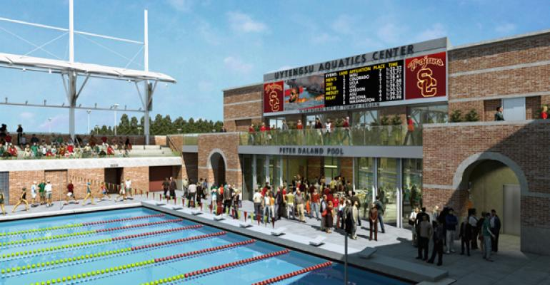 USC To Expand Aquatic Center through $12.5M Project