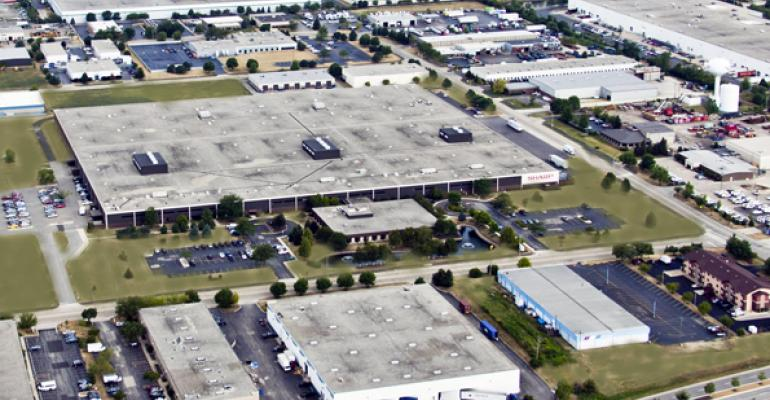 As Sharp Exits, JV Buys Industrial Building