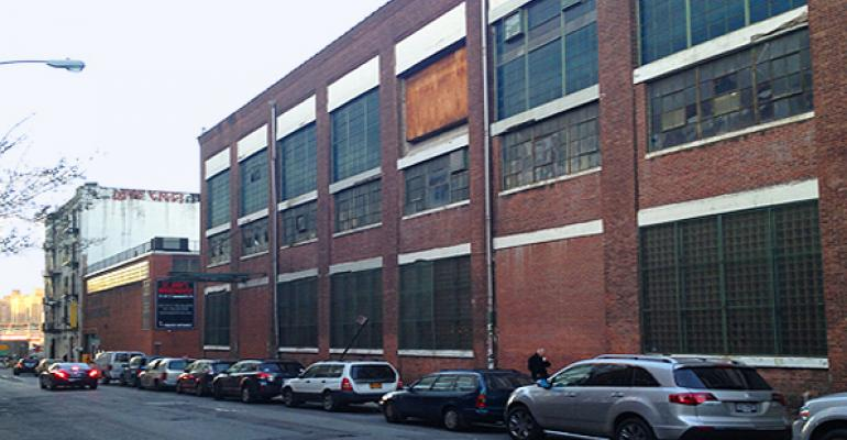 Hudson Realty Capital Funds $17M First Mortgage Loan for 1913 Factory Building