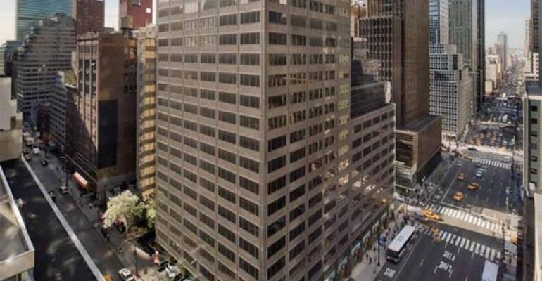 Crain Communications Plans Close Move to TIAA-CREF's 685 Third Ave.