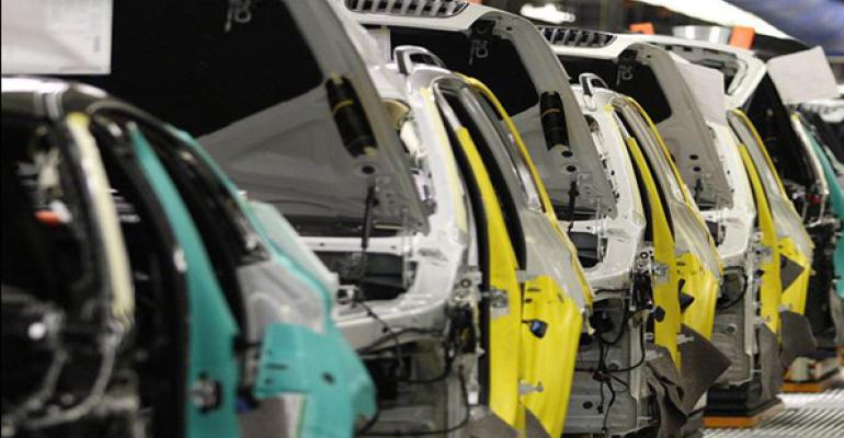 GM To Build $44M Parts Assembly Site