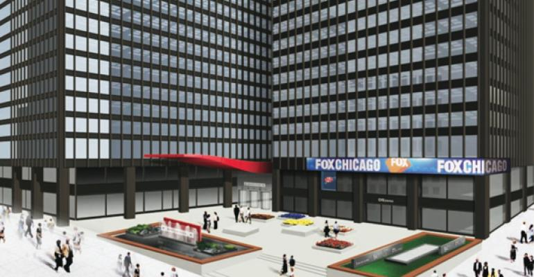 Omnicom Renews 112,000 SF at Michigan Plaza