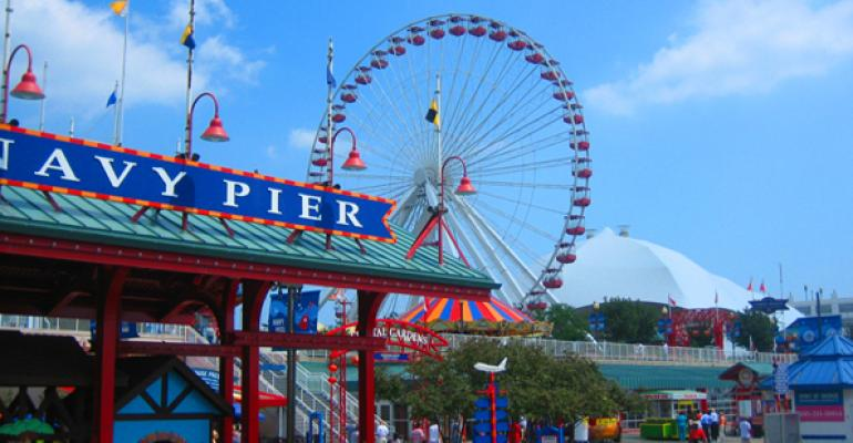 Chicago Mayor Announces $1.1B for McCormick, Navy Pier