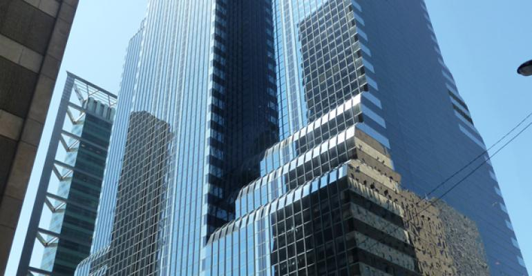 Grainger Almost Triples Lease at Citigroup Center