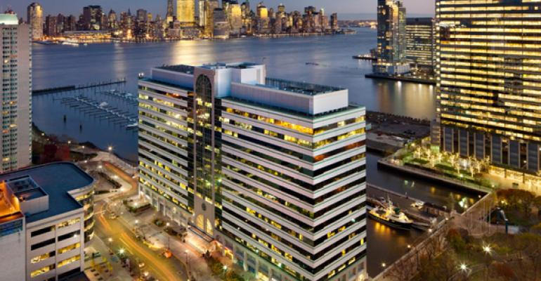 111 Town Square Place property Jersey City
