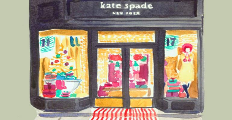 Shawmut Design and Construction Completes Kate Spade New York Flagship
