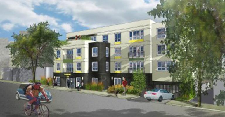 Construction Begins on Argyle Apartments
