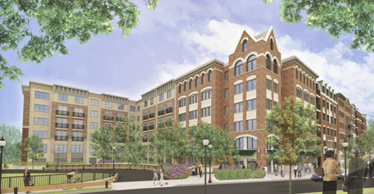 Mill Creek Residential Trust Plans Groundbreaking for New Morristown Multifamily Property