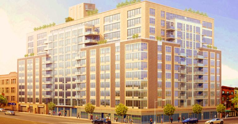 Blink Fitness Signs 15,500 SF Lease at Chelsea Park Building
