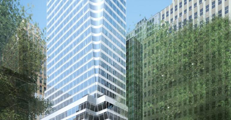 Manikay Partners Subleases 8,828 SF of Space at One Bryant Park