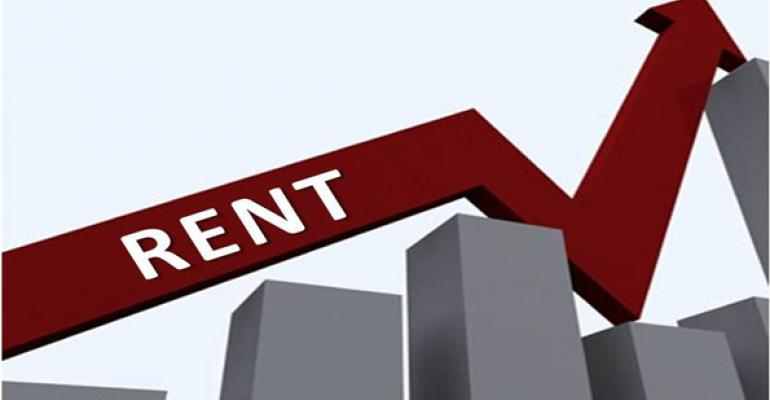 Retail Asking Rents on the Uptick for the First Time Since 2008