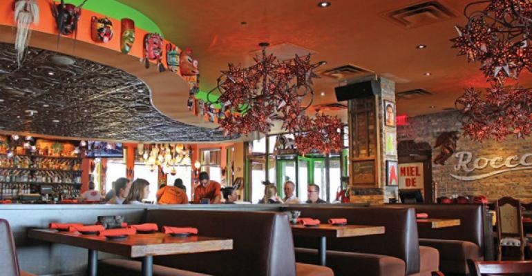 Rocco's Tacos and Tequila Bar Opens First NYC Location in