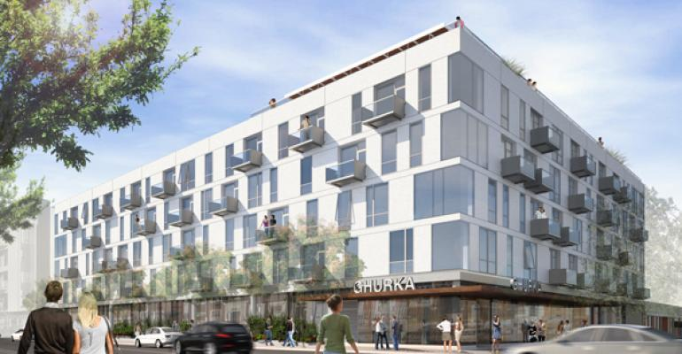 Ground Breaks on 208-Unit Multifamily Project in the East Village