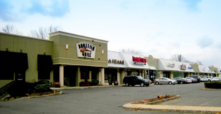 Goldstein Group Appointed Broker for Arthur's Plaza, Green Brook, NJ