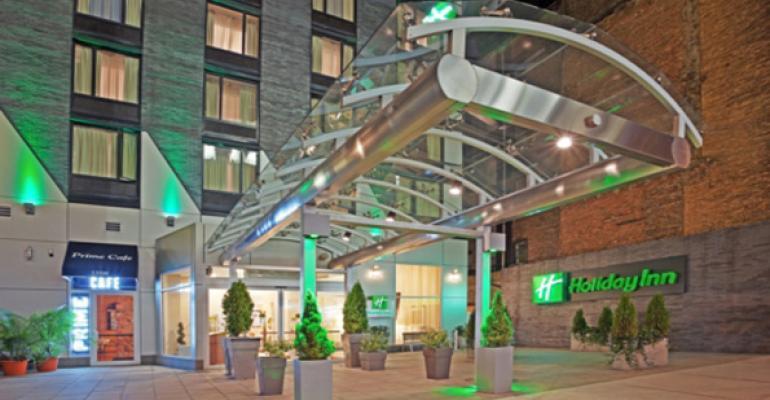 Carey Watermark Picks Up Holiday Inn Manhattan Hotel in Chelsea
