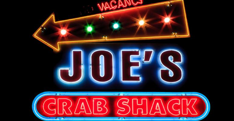 Hollister Begins Construction of Joe's Crab Shack in Newark