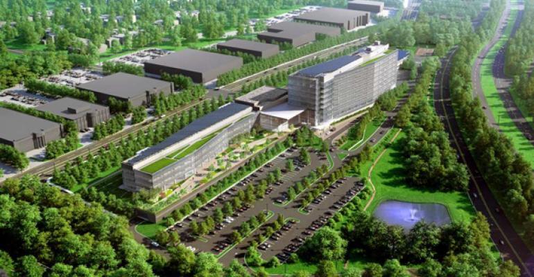 CBRE Announces Sale of North Bergen, NJ Class-A Office Complex