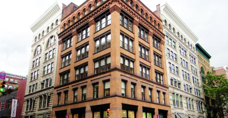 Rivercrest Realty Investors Sells 138 Spring Street in SoHo for $48.5M