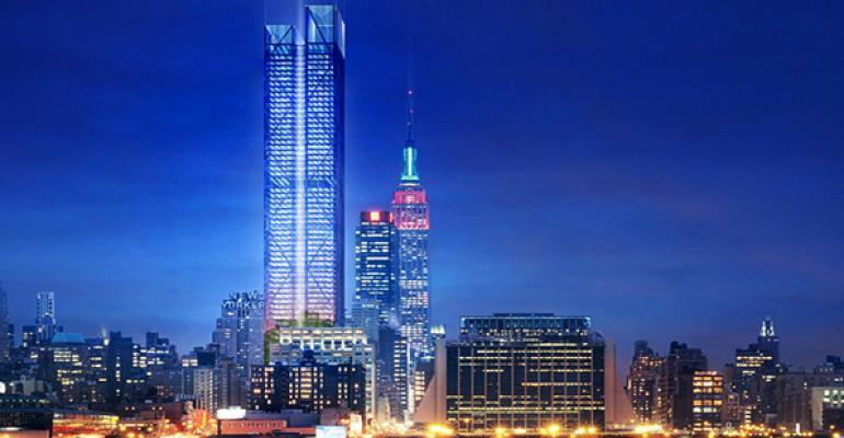 The Moinian Group Announces Plans for 3 Hudson Blvd.