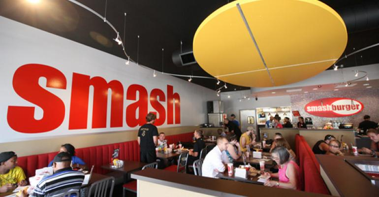 Smashburger Plans Expansion Without the Aid of IPO