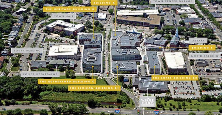 Starwood Capital Picks Up Blue Black Square in West Hartford for $106.3M