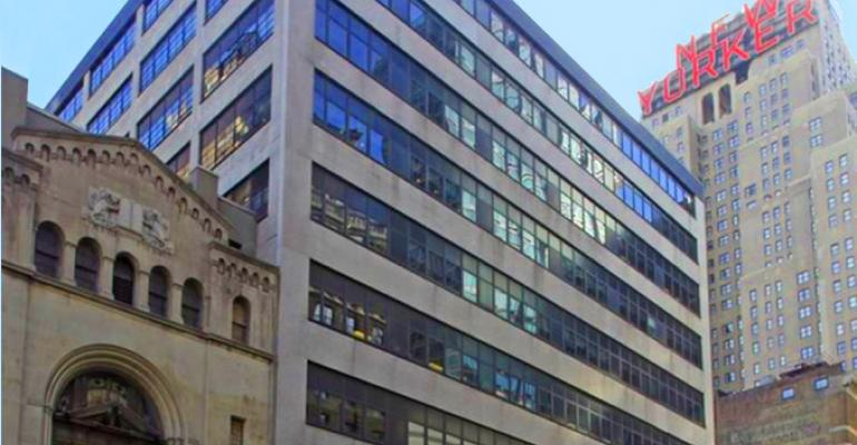 American Realty Capital REIT to Acquire Office Building in Midtown Manhattan From SL Green for $220.3M
