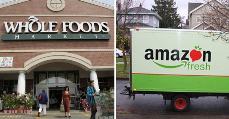 Whole Foods Versus Amazon?
