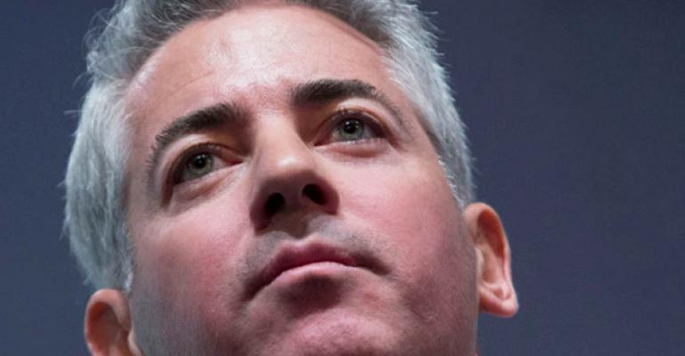 Ackman Giving Up on Retail?