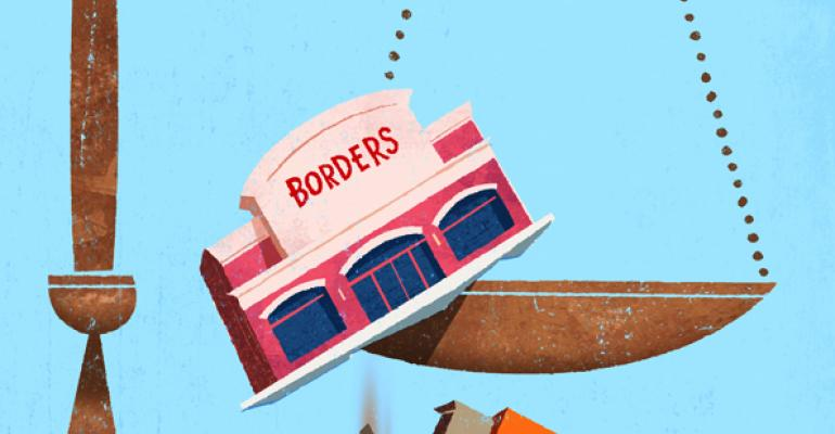 Is Barnes & Noble Heading the Way of Borders?